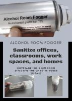 Alcohol Room Fogger 120ML
