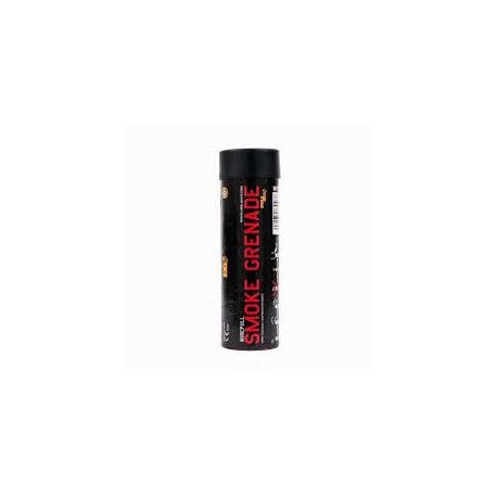WIRE PULL SMOKE GRENADE - RED